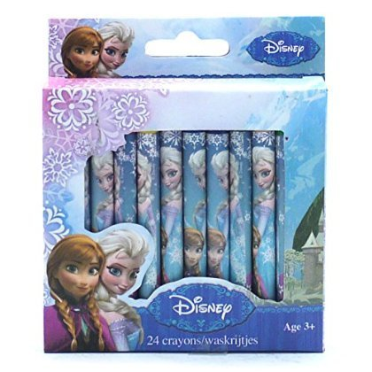 Disney Frozen Crayons - 24 Count - 1