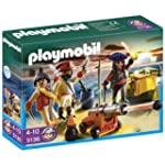 Playmobil 5136 Pirate Commander with...