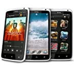 HTC One X (Brown Gray, with 16 GB)