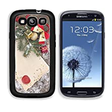 buy Msd Samsung Galaxy S3 Aluminum Plate Bumper Snap Case Frame With Vintage Paper And Christmas Decorations On Wooden Background Image 25383653