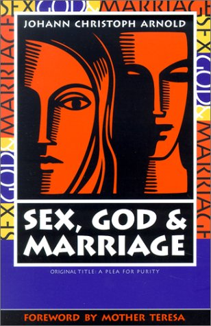 Sex, God, and Marriage