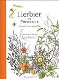 echange, troc Michèle Delsaute Dognon-Schmitt - Herbier de Provence : Itinéraires d'une aquarelliste