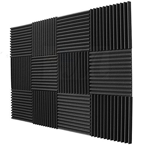 Acoustic Studio Soundproofing Foam Panels
