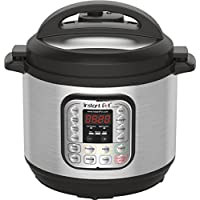 Instant Pot IP-DUO80 7-in-1 8-Qt Programmable Electric Pressure Cooker