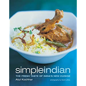 Simple Indian: The Fresh Tastes of India's New Cuisine (Paperback)