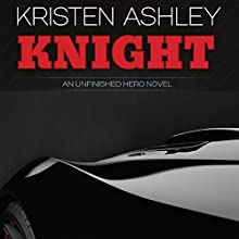 Knight Audiobook by Kristen Ashley Narrated by Savannah Richards