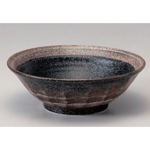 Ramen Noodle Bowl utw729-3-654 [9.7 x 3.4 inch] Japanece ceramic Old kiln 8.0 Kezuri bowl tableware china retro style food fruits rice salad soup ceramic bowl tableware dinner bowl gift 460533