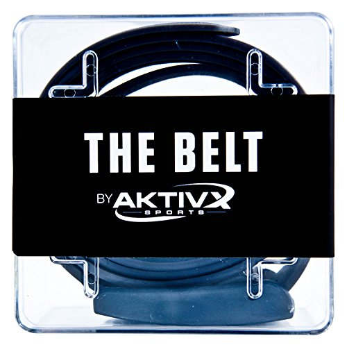 AKTIVX-SPORTS-Golf-Belt-Voted-The-1-Golf-Gift-of-2016-Top-Golf-Clothing-Accessories-for-Golfers-One-Size-Fits-All-Sweat-Proof-Waterproof-Golf-Equipment-Belt