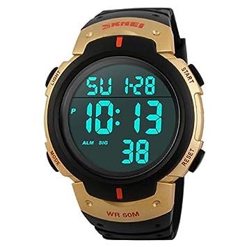 lige mens digital sport watch backlight waterproof alarm lige mens digital sport watch backlight waterproof alarm chronograph electronic wristwatch g