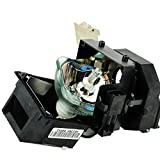 AWO-LAMPS Projector Lamp ELPLP58 / V13H010L58 for EPSON EX3200/EX5200/EX7200;EPSON PowerLite 1220/1260/S9/X9/S10+;EPSON VS200;EPSON EB-S10/S9/S92/W10/W9/X10/X9/X92. EPSON H367A/H368A/H369A/ H375A/H391A;EPSON EX2200
