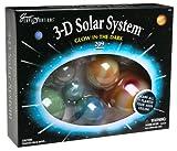 光る!手作り太陽系セット (冥王星もいるよ)