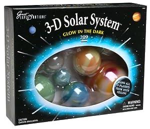 Amazon.com: 3-D Solar System: Toys & Games