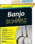 Banjo For Dummies: Book + Online Vide...