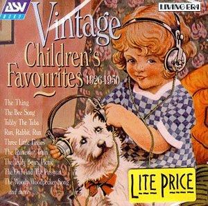 Vintage Children's Favourites (1926-1950) [IMPORT]