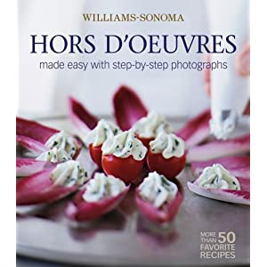 Williams-Sonoma Mastering: Hors d'oeuvres Jan Weimer