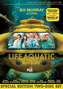 The Life Aquatic (2-Disc Special Edition) (The Criterion Collection) (Sous-titres français)
