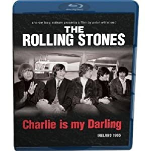 The Rolling Stones Charlie is my Darling - Ireland 1965 [Blu-ray]