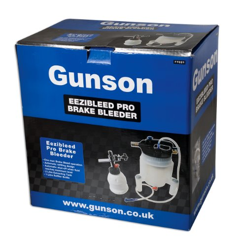 Gunson 77021 Eezibleed Pro Brake Bleeder