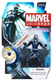 51H5S02xdhL. SL160  Marvel Universe 3 3/4 Inch Series 15 Action Figure Darkhawk