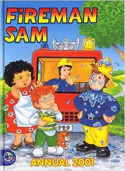 fireman sam annual 2001 annuals amazon co uk