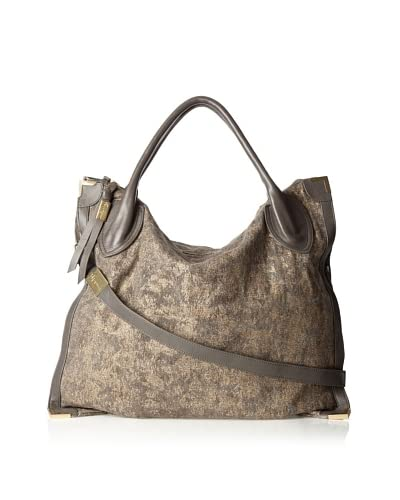 Foley + Corinna Women's Frame Travel Tote  - Mineral Canvas