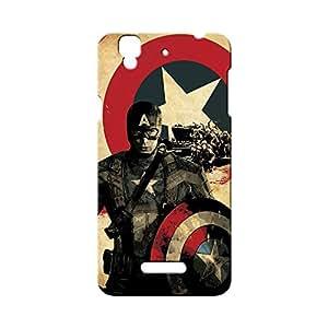G-STAR Designer Printed Back case cover for Micromax Yu Yureka - G3295
