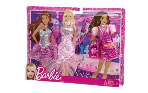 Mattel Y7094 - Barbie Frühlingsmode, Zubehör