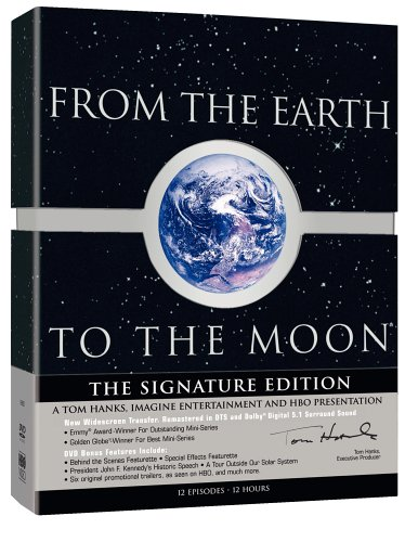 Cover art for  From the Earth to the Moon - The Signature Edition