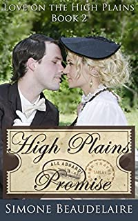 High Plains Promise by Simone Beaudelaire ebook deal