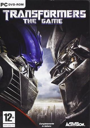 Transformers: The Game [Importación italiana]