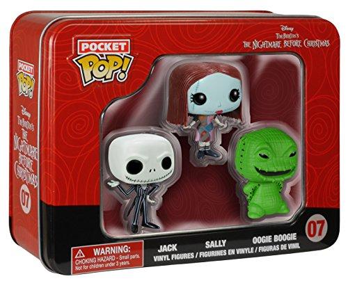 Funko - Pack 3 Figurines Disney Pop 4cm - 0849803053147