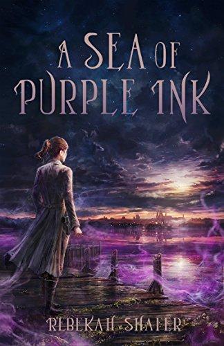 A Sea Of Purple Ink by Rebekah Shafer ebook deal