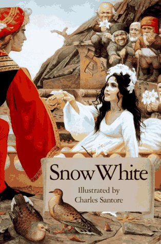 Snow White: A Tale from the Brothers Grimm/白雪姫 グリム童話