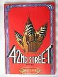1997年公演パンフレット 42ND・STREET フォーティセカンド・ストリート 日生劇場 涼風真世 錦織一清 上月晃 藤木孝