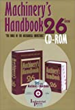 Machinerys Handbook CD-ROM PDF Version