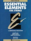 Essential Elements for Strings - Violin, Book Two: A Comprehensive String Method (0793542979) by Allen, Michael