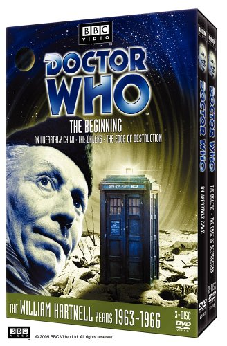 Doctor Who: The Beginning