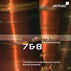 Symphonies 7& 8