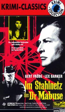 Im Stahlnetz des Dr. Mabuse [VHS]
