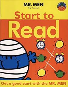 "Cover of ""Start to Read (Mr. Men and Litt..."