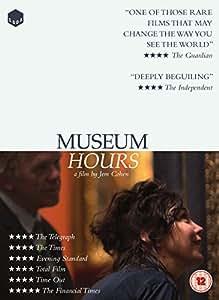 Museum Hours [DVD] [2012]