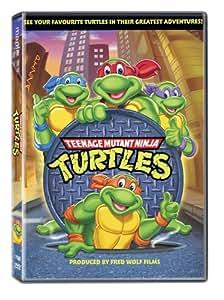 Teenage Mutant Ninja Turtles, Volume 1