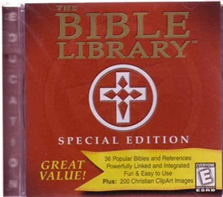 Bible Library (Jewel Case)