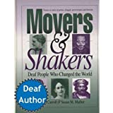 Movers & Shakers: Deaf People Who Changed the World Storybook