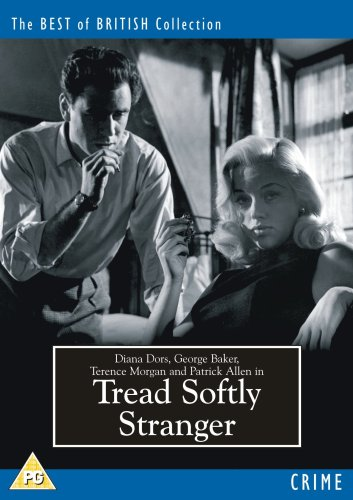 Tread Softly Stranger [1958] [DVD]
