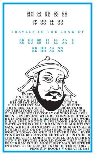 Travels in the Land of Kubilai Khan (Penguin Great Ideas)