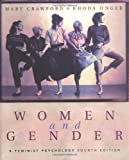 Women and Gender: A Feminist Psychology (0072821078) by Mary Crawford