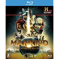 Mankind-The Story of All of Us [Blu-ray]