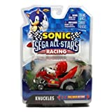 NKOK Sonic and Sega All-Stars Racing Pull Back Car - Knuckles the Echidna