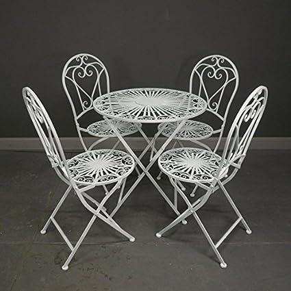 Htdeco - Fer forgé - Muebles de jardín del hierro labrado
